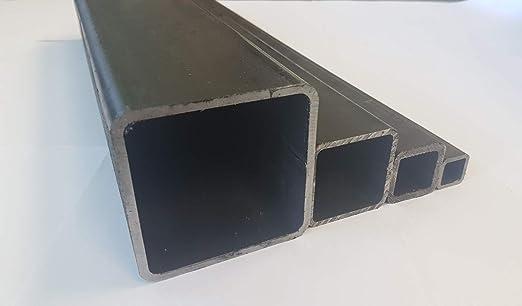 Stahlrohr Quadratrohr Vierkantrohr 80x80x3 mm E235 EN 10305-5 2000mm 500-2000mm