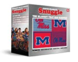 NCAA Ole Miss Rebels Patchwork Snuggie, Large, Red