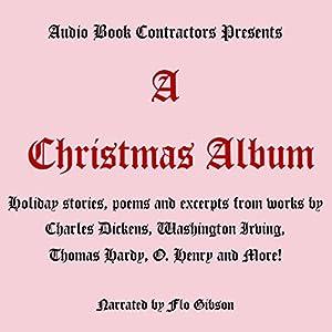 A Christmas Album Audiobook