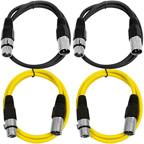 xlr to 1 4 insert cable - 3