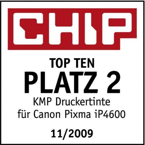 Kmp Multipack Für Canon Pixma Ip3600 Ip4600 C72v Bürobedarf Schreibwaren