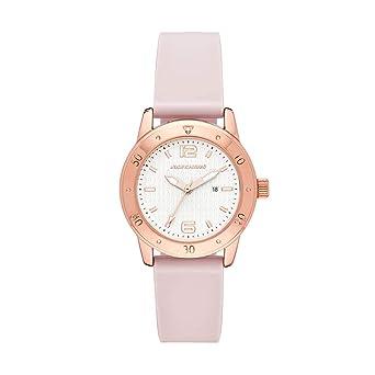 Amazon.com: Skechers Womens Redondo Analog-Quartz Silicone Strap, Blush, 18 Casual Watch (Model: SR6170: Watches