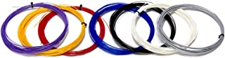 Cordage de raquette de Badminton de haute élasticité Lignes de rechange durables-10m*0.69mm (BG70) WINOMO