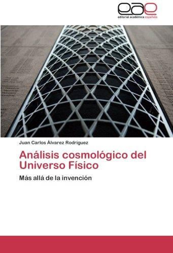 Descargar Libro Análisis Cosmológico Del Universo Físico Álvarez Rodríguez Juan Carlos