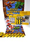 36 construction cones - Under Construction Kids Birthday Party Decorations and Candles 6-Piece Bundle