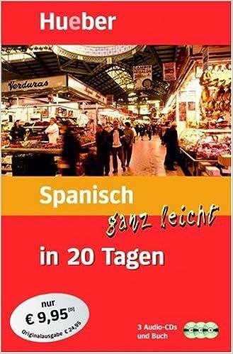 Spanisch Ganz Leicht In 20 Tagen Paket Amazonde Leo Von Caprivi