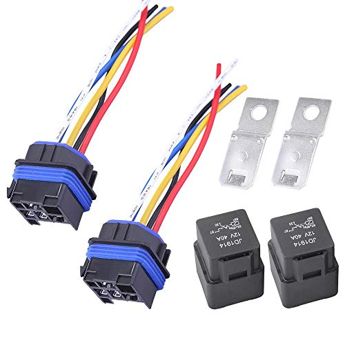 - Power Trim Tilt Relay for Mercury Outboard Motor Replaces for 882751A1, 3854138, 73040, 828151,828151A1, 882751A2(Pack of 2)