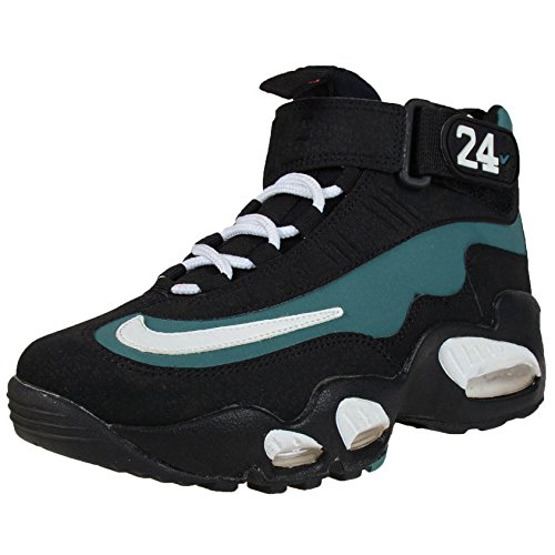 Nike Men's Air Griffey Max 1 Fresh Water/Wht Blck Vrsty R...