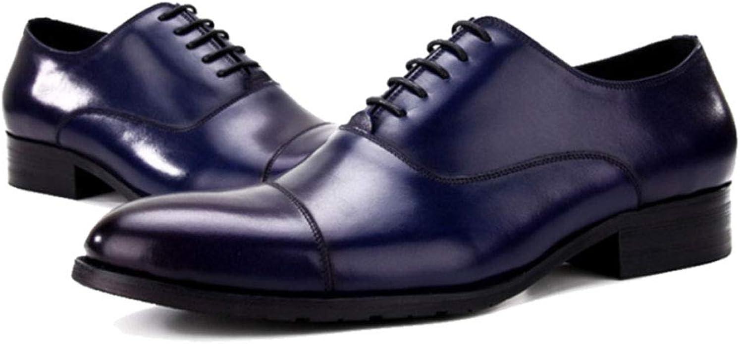 ZYSYSL Chaussures habillées pour Hommes