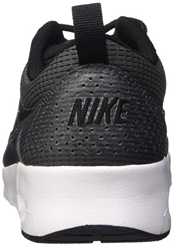 Grey Gris Nike Max white Dark Thea Air Baskets Black Femme Basses aFqfa8g