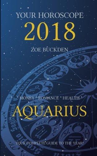 Your Horoscope 2018  Aquarius