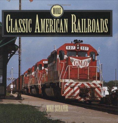 classic american railroads - 2
