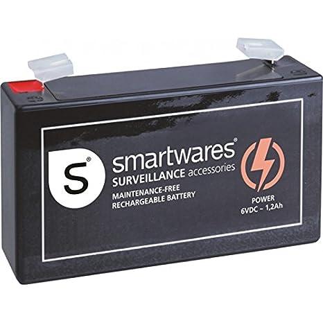 Smartwares SA6V Otros - Alarmas y Accesorios para detectores ...