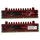 G.SKILL Ripjaws Series 8GB (2 x 4GB) 240-Pin SDRAM DDR3 1066 (PC3 8500) Desktop Memory Model F3-8500CL7D-8GBRL