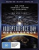 Independence Day Resurgence 3D Blu-ray | Roland Emmerich's | NON-USA Format | Region B Import - Australia
