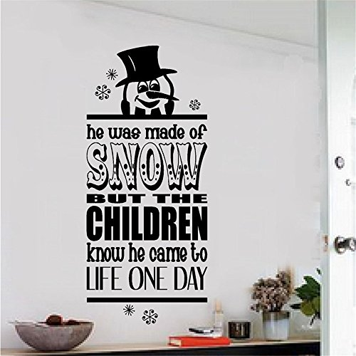 Vinyl Removable DIY Decals Letter E Wall Decal Wall Decal Sticker Art Mural Home Décor Quote -