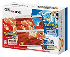Nintendo Pokemon 20th Anniversary Edition New Nintendo 3DS
