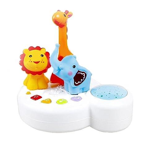 Per Juguetes Musicales para Bebés Lámparas Proyectores Luces ...