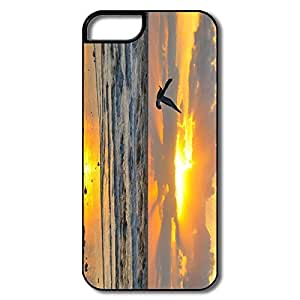 Designed Boys' Cover Geek Flying Seagull Sunrise by mcsharks