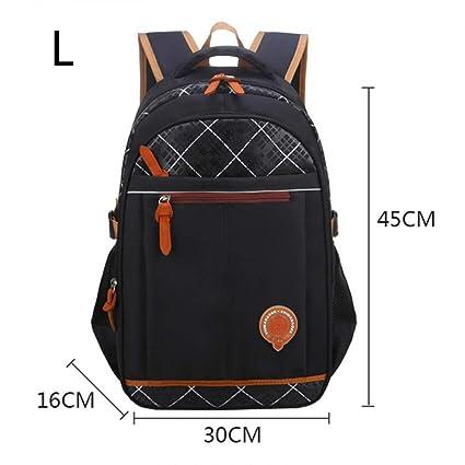 cc384c0498 Amazon.com  JJSSGJBB Student backpack Backpack Schoolbag Fashion ...