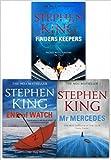 The Bill Hodges Trilogy Stephen King 3 Books