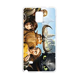 Happy Creative Disney Frozen Design Best Seller High Quality Phone Case For Samsung Galacxy Note 4
