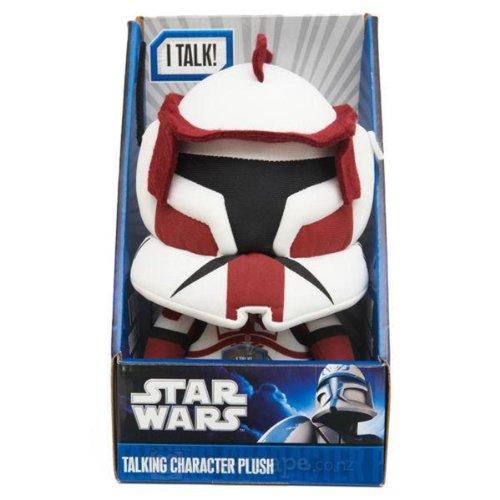 Star Wars Clone Fox Talking Plush]()