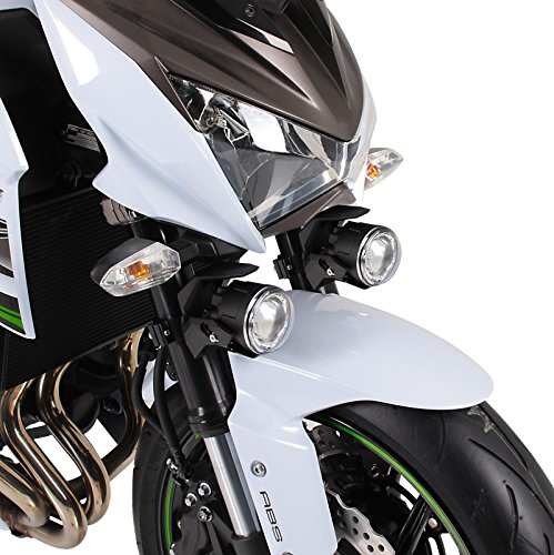 Kabelbaum Motorrad Zusatzscheinwerfer ZS3 f/ür BMW R 1150 GS Adventure LED E-Zulassung Lumitecs 12V//24V 600 Lumen inkl