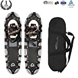 Pansel Performance Light Weight Snowshoes for Men, Women, Kids, 22-inch