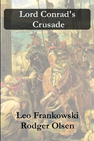 book cover of Lord Conrad\'s Crusade