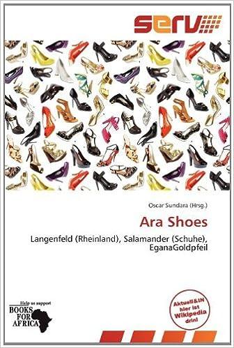 sports shoes 8efb7 608e8 Ara Shoes - Oscar Sundara - Amazon.de: Bücher