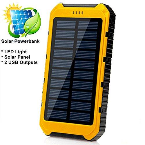 Solar Battery Recharger - 2