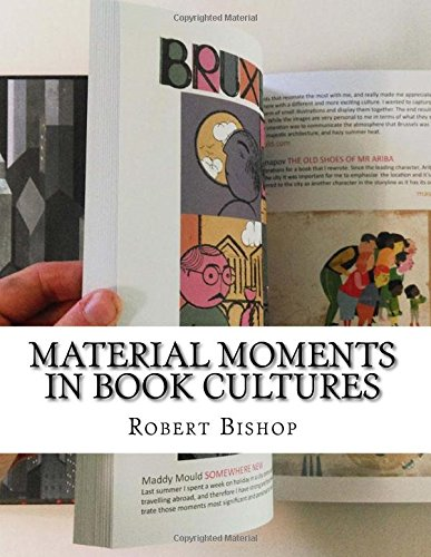 Read Online Material Moments in Book Cultures ebook