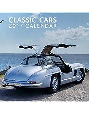 2017 Calendar: Classic Cars