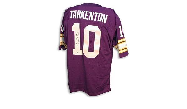 best website 91156 3f798 Amazon.com: Fran Tarkenton Jersey - Minnesota Vikings ...