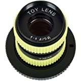 SLR Magic 26mm f/1.4 Toy Lens for Micro Four Thirds Cameras