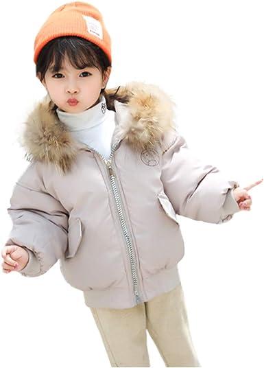 UK Newborn Baby Girls Fur Winter Warm Coat Outerwear Cloak Jacket Kids Clothes
