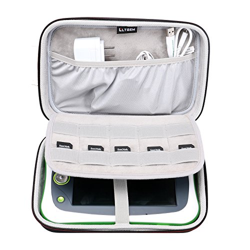 LTGEM EVA Hard Case for Leapfrog LeapPad Ultimate ( Ready for School Tablet ) - Travel Protective Carrying Storage Bag (Leappad 3 Accessories)