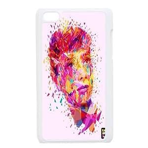 Fggcc Audrey Hepburn Case for Ipod Touch 4,Audrey Hepburn Ipod Touch 4 Cell Phone Case (pattern 15)