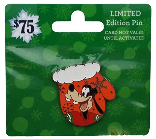 Disney Pin - Gift Promotion Pin 2016 - Mittens - Goofy