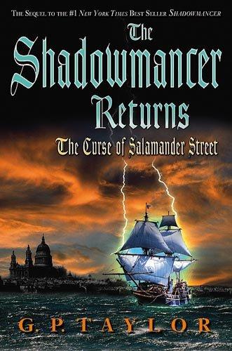 Download The Shadowmancer Returns: The Curse of Salamander Street pdf