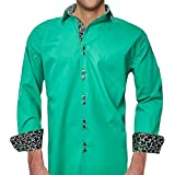 Mens St Pattys Day Dress Shirts - Made in the USA