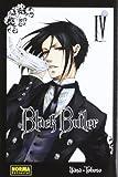 Black Butler 4 (Spanish Edition)