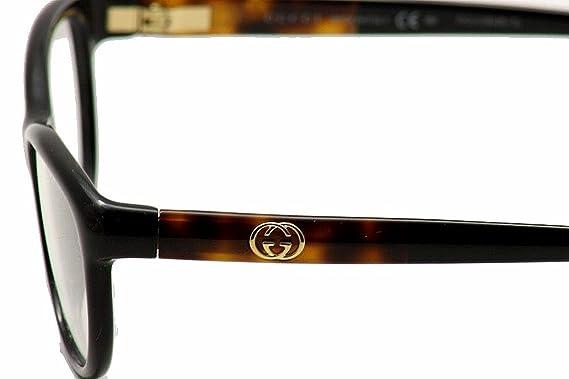 Gucci Occhiali da sole 3626/V GG logo - 6ES: Nero / Tartaruga 1eEw2jLkBd