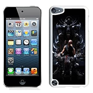 NEW Unique Custom Designed iPod Touch 5 Phone Case With Riddick Throne Black_White Phone Case