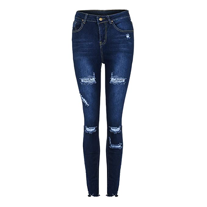 BETTERUU Skinny Jeans Casaual Mid-Rise Jegging Womens Fashion Stretchy Slim Pencil Sexy Straight Pants
