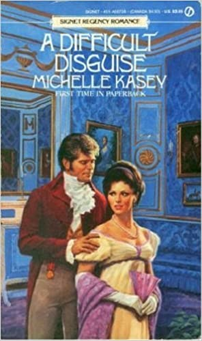 Book A Difficult Disguise (Regency Romance) by Michelle Kasey (1990-10-02)