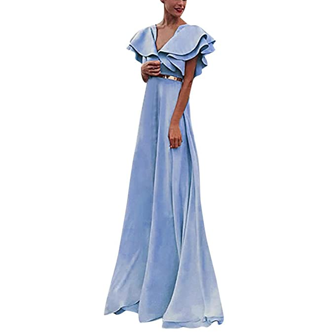 5d6f3d5137b42 Amazon.com: Beautyfine Wedding Dresses Women Fashion Elegant Slim ...