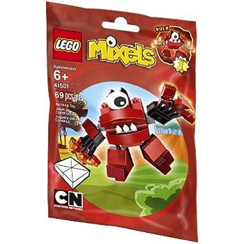 LEGO Mixels 41501 Vulk Building Set