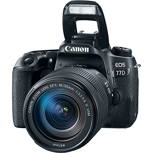 Canon-EOS-77D-242-MP-Digital-SLR-Camera-with-EF-S-18-135mm-IS-USM-Lens-and-Canon-Pixma-MG3620-Wireless-Inkjet-All-In-One-Multifunction-Photo-Printer-64GB-Accessory-Bundle
